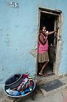 Comunidade de Jerusalém, município de Rubim na região do baixo Jequitinhonha, Norte de Minas Gerais. Nessa região é possível encontrar três tipos de biomas: caatinga, cerrado e mata atlântica. A ASA Brasil, Articulação no Semiárido Brasileiro, tem implementado em diversas comunidades no Norte de Minas o Programa Uma Terra e Duas Águas (P1+2) e o Programa Um Milhão de Cisternas (P1MC) que tem como objetivo viabilizar a captação e armazenamento de água de chuva nessas comunidades para consumo humano, criação de animais e produção de alimentos. Entre os parceiros para implementação dos projetos tem destaque na região a Cáritas Diocesana de Almenara. Teresa Oliveira de Jesus..