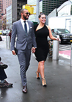 NEW YORK, NY March 08, 2018: Ashley Graham,  Justin Ervin<br />  attendInternational Women's Day at United Nations in New York. March 07, 2018 <br /> CAP/MPI/RW<br /> &copy;RW/MPI/Capital Pictures