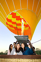 April 01 2019 Hot Air Balloon Gold Coast and Brisbane