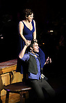 "Rachel Bloom and Jerry O'Connell during the Manhattan Concert Productions 25th Anniversary concert performance of ""Crazy for You"" at David Geffen Hall, Lincoln Center on February 19, 2017 in New York City."