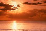 Sunrise, Bocas del Toro, Panama
