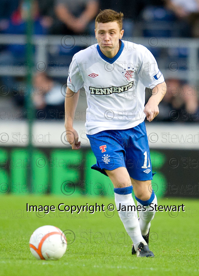Lewis McLeod - Rangers FC