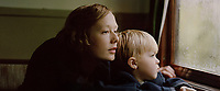 BECOMING ASTRID (orig. title UNGA ASTRID - 2018)<br /> ALBA AUGUST, MARIUS DAMSLEY<br /> *Filmstill - Editorial Use Only*<br /> CAP/FB<br /> Image supplied by Capital Pictures