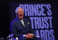 11/03/2020 - Prince Charles at The Princes Trust Awards 2020 At The London Palladium. Photo Credit: ALPR/AdMedia