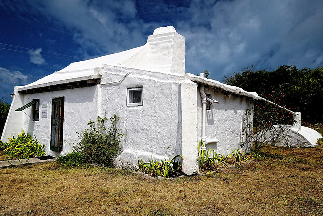 Heydon Trust Chapel is the smallest church in Bermuda as was built in the early 1600's