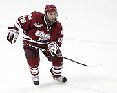 Doug Kublin (UMass - 18) - The Boston College Eagles defeated the University of Massachusetts-Amherst Minutemen 6-5 on Friday, March 12, 2010, in the opening game of their Hockey East Quarterfinal matchup at Conte Forum in Chestnut Hill, Massachusetts.