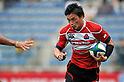 Ayumu Goroumaru (JPN),.JUNE 17, 2012 - Rugby : IRB Pacific Nations Cup 2012 match between Japan 26-27 Samoa at Chichibunomiya Rugby Stadium, Tokyo, Japan. (Photo by Jun Tsukida/AFLO SPORT) [0003]