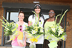 Staff, Tracey Floyd, Amanda Moran and Marian Okere at the Moneymore After School Club Awards...Photo NEWSFILE/Jenny Matthews.(Photo credit should read Jenny Matthews/NEWSFILE)....This Picture has been sent you under the condtions enclosed by:.Newsfile Ltd..The Studio,.Millmount Abbey,.Drogheda,.Co Meath..Ireland..Tel: +353(0)41-9871240.Fax: +353(0)41-9871260.GSM: +353(0)86-2500958.email: pictures@newsfile.ie.www.newsfile.ie.FTP: 193.120.102.198.
