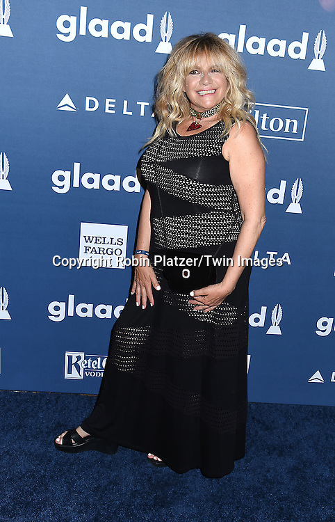 Robin Byrd attends the 27th Annual GLAAD Media Awards on May 14, 2016 at the Waldorf Astoria Hotel in New York City, New York, USA.<br /> <br /> photo by Robin Platzer/Twin Images<br />  <br /> phone number 212-935-0770