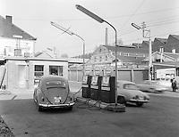 Tankstations in de jaren '60