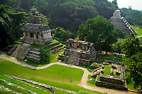 Palenque, Mexico, October 2005. The Ancient Maya city and temple complex of Palenque. Mexico is a colorful country with remnants of many ancient civilisations, mixed cultures, and two oceans. Photo by Frits Meyst/Adventure4ever.com