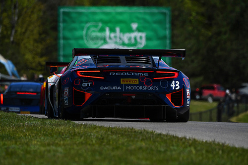 Pirelli World Challenge<br /> Victoria Day SpeedFest Weekend<br /> Canadian Tire Motorsport Park, Mosport, ON CAN Saturday 20 May 2017<br /> Ryan Eversley/ Tom Dyer<br /> World Copyright: Richard Dole/LAT Images<br /> ref: Digital Image RD_CTMP_PWC17072