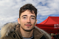 26th January 2020, Monaco, Monte Carlo; VIP F1 driver Leclerc Charles portrait during the 2020 WRC World Rally Car Championship, Monte Carlo rally on January 26, 2020 in Monaco