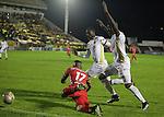 Deportes Tolima venció como visitante 2-1 a Patriotas. Cuartos de final ida Liga Àguila II-2016