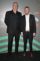 Greg Davies and Alex Horne at the &quot;Taskmaster&quot; BFI &amp; Radio Times Television Festival screening , BFI Southbank, Belvedere Road, London, England, UK, on Sunday 14th April 2019.<br /> CAP/CAN<br /> &copy;CAN/Capital Pictures