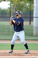 Anthony Gallas - AZL Indians - 2010 Arizona League.Photo by:  Bill Mitchell/Four Seam Images..
