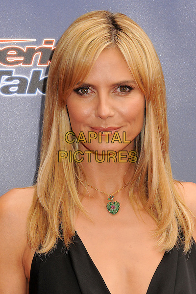 22 April 2014 - Hollywood, California - Heidi Klum. NBC's &quot;America's Got Talent&quot; Red Carpet Event held at the Dolby Theatre. <br /> CAP/ADM/BP<br /> &copy;Byron Purvis/AdMedia/Capital Pictures