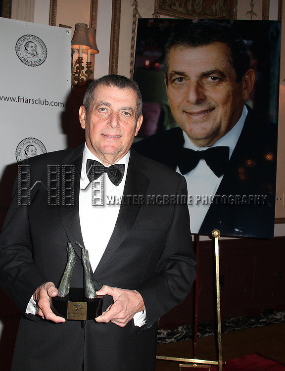 Leonard A. Wilf.attending the 2011 Friars Foundation Applause Award Gala in New York City.