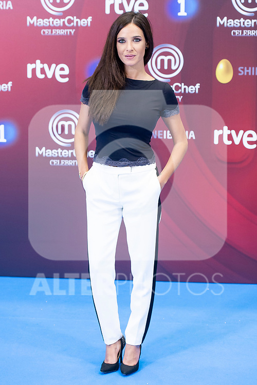 Paula Prendes attends to presentation of 'Master Chef Celebrity' during FestVal in Vitoria, Spain. September 06, 2018. (ALTERPHOTOS/Borja B.Hojas)