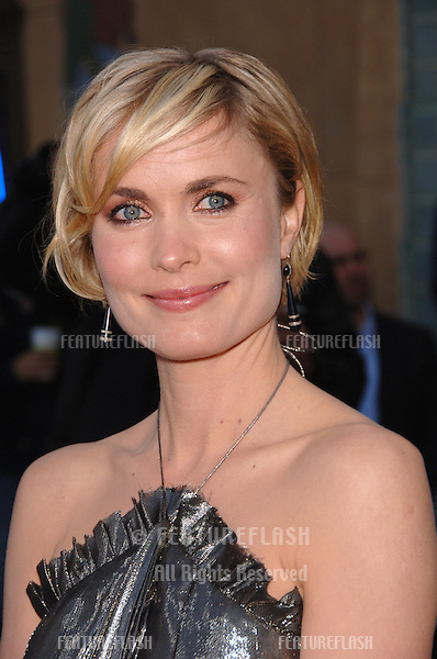 Actress RADHA MITCHELL at the world premiere, in Hollywood, of her new movie Silent Hill..April 20, 2006  Los Angeles, CA.© 2006 Paul Smith / Featureflash