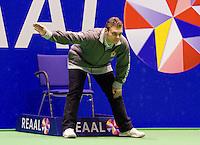17-12-10, Tennis, Rotterdam, Reaal Tennis Masters 2010,    Scheidsrechter