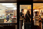 boutique style custom made leather hand bag shop with workplace in the Kuramae area of Tokyo Japan
