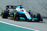 17th November 2019; Autodromo Jose Carlos Pace, Sao Paulo, Brazil; Formula One Brazil Grand Prix, Race Day; George Russell (GBR) Williams Racing FW42 - Editorial Use