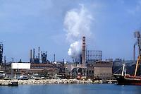 Degrado ambientale. Environmental degradation....