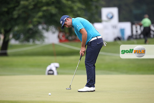 Oliver Farr (WAL) during Round Three of the 2015 BMW International Open at Golfclub Munchen Eichenried, Eichenried, Munich, Germany. 27/06/2015. Picture David Lloyd | www.golffile.ie