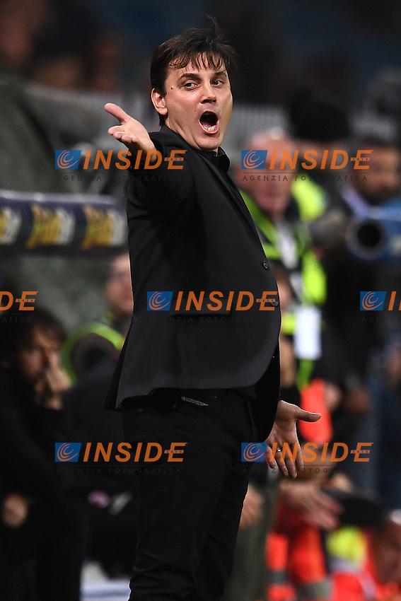 Genova 25-10-/2016 - Football Calcio campionato di calcio serie A / Genoa - Milan / foto Matteo Gribaudi/Image Sport/Insidefoto<br /> nella foto: Vincenzo Montella