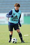 Hikari Takagi (JPN), JANUARY 16, 2018 -  Football / Soccer : <br /> Japan women's national team training camp <br /> in Tokyo, Japan. <br /> (Photo by Yohei Osada/AFLO)