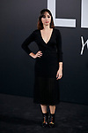 Andrea Trepat attends to Yves Saint Laurent 'Libre' presentation at Real Fabrica de Tapices in Madrid, Spain. September 30, 2019. September 30, 2019. (ALTERPHOTOS/A. Perez Meca)