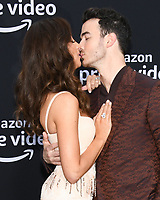 "02 June 2019 - Westwood Village, California - Danielle Jonas, Kevin Jonas. Amazon Prime Video ""Chasing Happiness"" Los Angeles Premiere held at the Regency Village Bruin Theatre. <br /> CAP/ADM/BB<br /> ©BB/ADM/Capital Pictures"