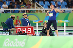 Río 2016 Team Chile Atletismo Lanzamiento Bala Final