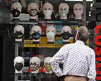 Open for business - shops open in the England after the coronavirus lockdown