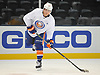 Kieffer Bellows #20 skates during New York Islanders Rookie Camp at NYCB Live's Nassau Coliseum in Uniondale on Tuesday, Sept. 12, 2017.
