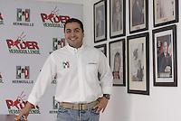 David Palafox presidente del PRI municipal de Hermosillo. photo:staff/nortephoto**MANDATORY*CREDIT**