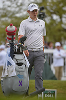 Matt Fitzpatrick (ENG) approaches the 7th tee during day 3 of the World Golf Championships, Dell Match Play, Austin Country Club, Austin, Texas. 3/23/2018.<br /> Picture: Golffile | Ken Murray<br /> <br /> <br /> All photo usage must carry mandatory copyright credit (&copy; Golffile | Ken Murray)