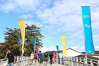 PARATY, RJ, 03.07.2013 - FLIP / FESTA LITERÁRIA - Movimentação no primeiro dia de FLIP (Festival Literária Internacional de Paraty), o evento começa hoje e vai até o próximo domingo,07. No município de Paraty (RJ), nesta quarta-feira, 03. (Foto: William Volcov / Brazil Photo Press)