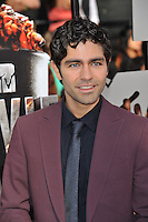 Adrian Grenier at the 2014 MTV Movie Awards at the Nokia Theatre LA Live.<br /> April 13, 2014  Los Angeles, CA<br /> Picture: Paul Smith / Featureflash