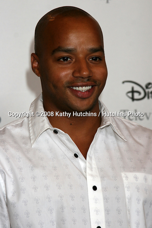 Donald Fasion   arriving at the ABC TCA Summer 08 Party at the Beverly Hilton Hotel in Beverly Hills, CA on.July 17, 2008.©2008 Kathy Hutchins / Hutchins Photo .