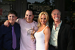 "Jana Mattioli, Kenneth Del Vecchio, Rachel Robbins, Jackie Martling attend the Filmmakers' Reception and Opening Night of the Hoboken International Film Festival - World Premiere Screening of ""An Affirmative Act"" - the first-ever courtroom drama about the legalization of Gay marriage on June 3, 2010 at the Cedar Lane Cinemas, Teaneck, New Jersey. (Photo by Sue Coflin/Max Photos)"