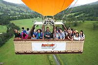 20160207 February 07 Hot Air Balloon Gold Coast