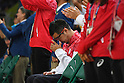 Hiroyuki Misaka (JPN), <br /> SEPTEMBER 18, 2016 - WheelChair Rugby : <br /> Medal Ceremony <br /> at Carioca Arena 1<br /> during the Rio 2016 Paralympic Games in Rio de Janeiro, Brazil.<br /> (Photo by AFLO SPORT)
