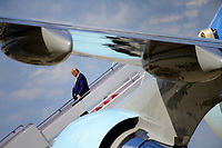 President Donald J. Trump Return to Joint Base Andrews