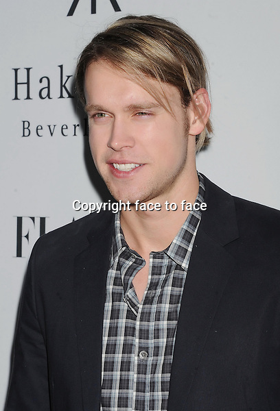 Actor Chord Overstreet attends the Flaunt Magazine Issue Party with Selena Gomez And Amanda De Cadenet held at Hakkasan Beverly Hills on November 7, 2013 in Beverly Hills, California.<br /> Credit: Mayer/face to face<br /> - No Rights for USA, Canada and France -