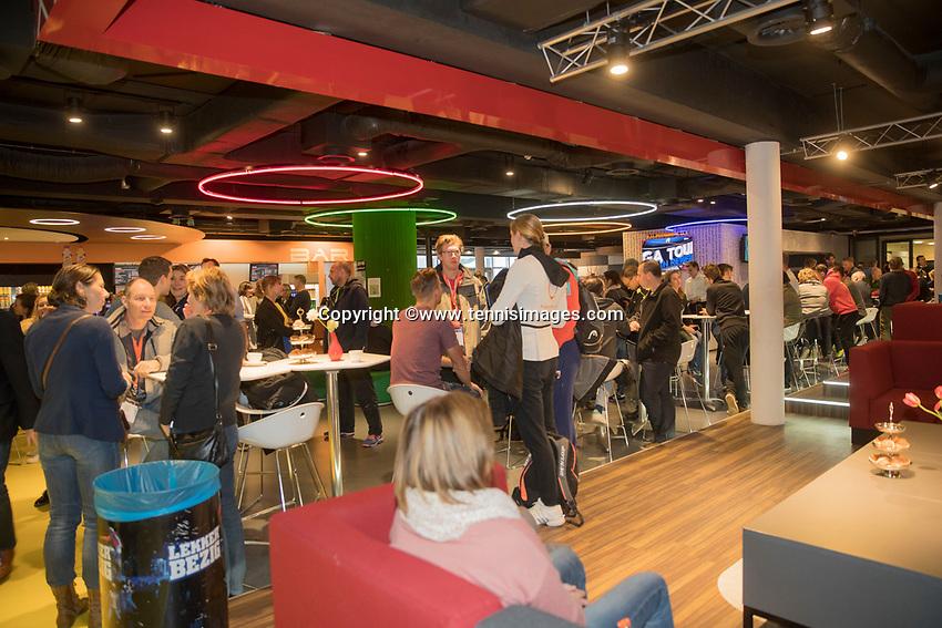 Rotterdam, Netherlands, December 16,  2016, Topsportcentrum,  Coaches Congress <br /> Photo: Tennisimages/Henk Koster