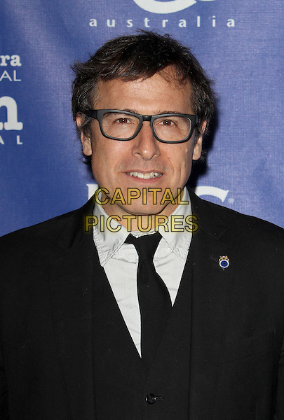 31 January 2014 - Santa Barbara, California - David O. Russell. 29th Santa Barbara International Film Festival - Outstanding Director Award to David O. Russell Held At The Voodoo Lounge at Arlington Theatre.  <br /> CAP/ADM/FS<br /> &copy;Faye Sadou/AdMedia/Capital Pictures