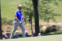 Joost Luiten (NED) walks to the 13th green during Thursday's Round 1 of the 2017 PGA Championship held at Quail Hollow Golf Club, Charlotte, North Carolina, USA. 10th August 2017.<br /> Picture: Eoin Clarke | Golffile<br /> <br /> <br /> All photos usage must carry mandatory copyright credit (&copy; Golffile | Eoin Clarke)