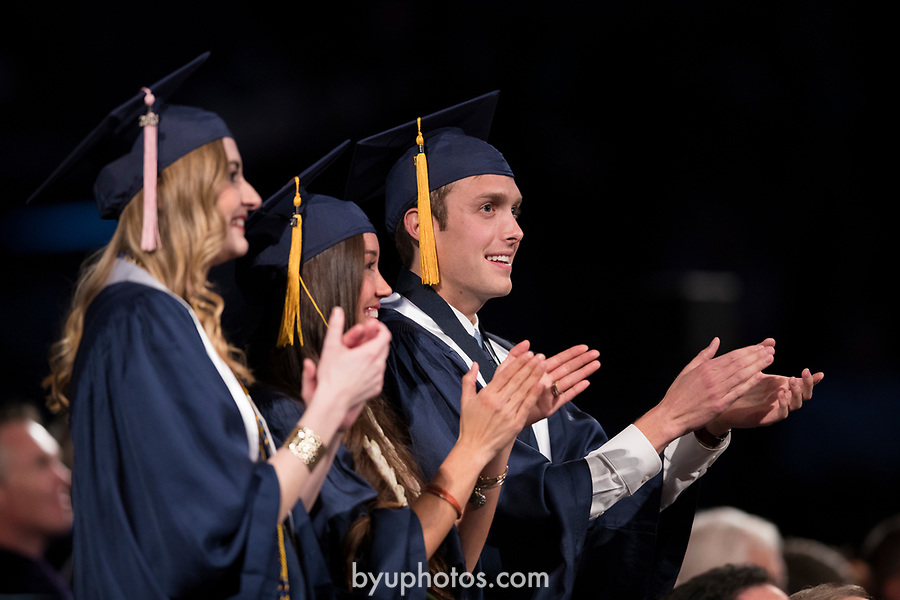 _E2_9418<br /> <br /> 1704-51 2017 Spring Commencement<br /> <br /> April 27, 2017<br /> <br /> Photography by Nate Edwards/BYU<br /> <br /> &copy; BYU PHOTO 2016<br /> All Rights Reserved<br /> photo@byu.edu  (801)422-7322